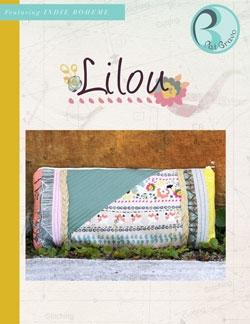 Lilou Clutch Instructions by Pat Bravo