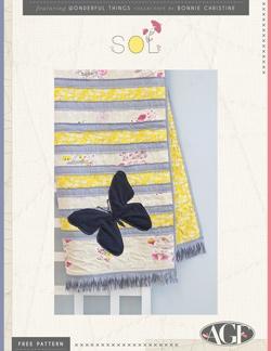 Sol Blanket by AGF Studio