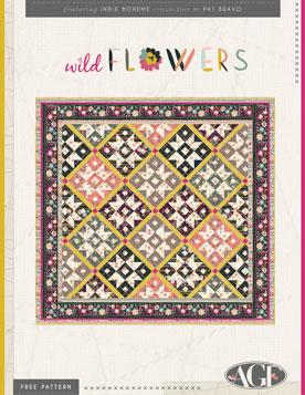 Wildflower by Pat Bravo
