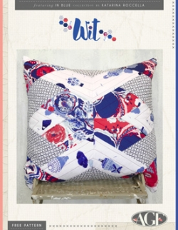 Wit Pillow by AGF Studio