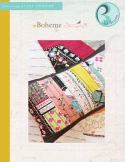 Boheme Stripes Instructions by Pat Bravo