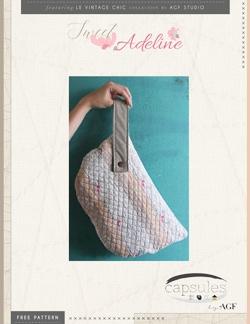 Sweet Adeline Clutch by AGF Studio