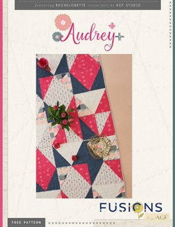 Audrey Table Runner Instruction by AGF Studio