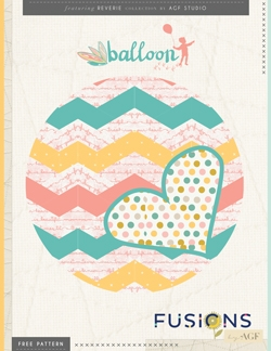Balloon by AGF Studio Instructions