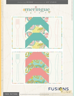 Meringue Placemats by AGF Studio