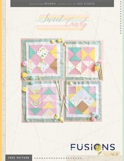 Sweet Candy Sweet Blocks by AGF Studio
