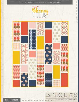 Blooming Fields by Dana Willard