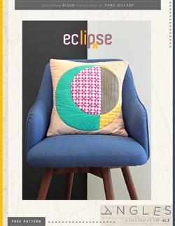 Eclipse Pillow by AGF Studio Instructions