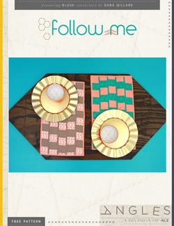 Follow Me Placemats by AGF Studio Instructions