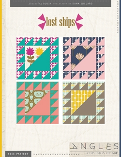 Lost Ships Block by AGF Studio Instructions