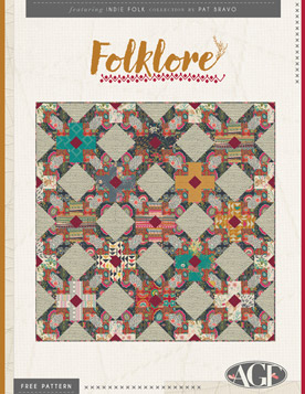 Free Quilting Patterns - Art Gallery Fabrics - Download your ... : free quilt - Adamdwight.com