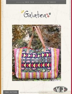 Galatea Handbag by AGF Studio