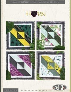 Horn Block by AGF Studio