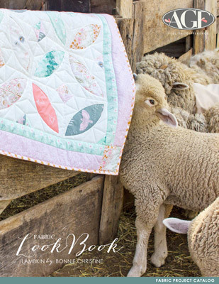 Lambkin Lookbook by Bonnie Christine