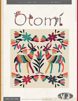 Otomi Pillow by AGF Studio