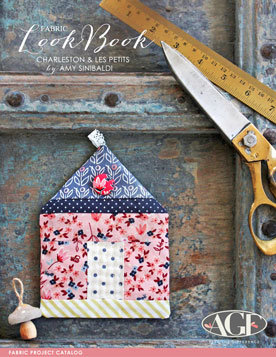 Charleston & Les Petits Lookbook by Amy Sinibaldi