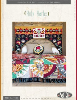 Holy Herbs by AGF Studio