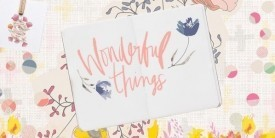 Wonderful Things by Bonnie Christine