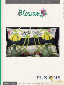 Blossom Pillow by AGF Studio Instructions