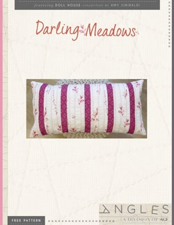 Darling Meadows Pillow by AGF Studio Instructions