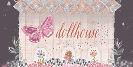 Dollhouse by Amy Sinibaldi Fabric Collection