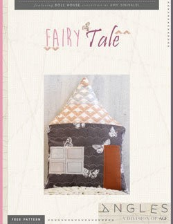 Fairy Tale Pillow by AGF Studio Instructions