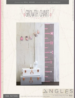 Growth Chart by AGF Studio Instructions