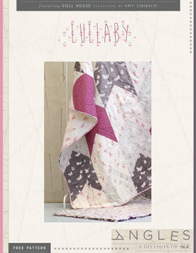 Lullaby Quilt Pattern by AGF Studio