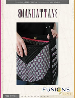 Manhattan Bag by AGF Studio Instructions