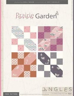 Prairie Garden Block by AGF Studio Instructions