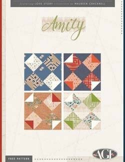 Amity Block Instructions by AGF Studio