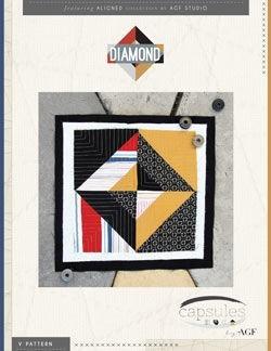 Diamond Block by AGF Studio