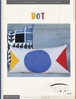 Dot Pillow by AGF Studio