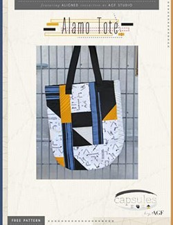 Alamo Tote by AGF Studio instructions