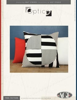 Optico Pillow by AGF Studio instructions