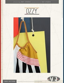 Ozzy Tote by AGF Studio Instructions