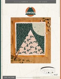 Away Quilt Block by AGF Studio Instructions
