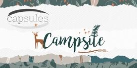 Capsules Campsite by AGF Studio