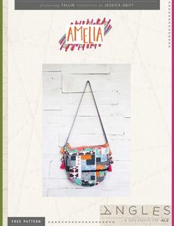 Amelia Bag by AGF Studio Instructions