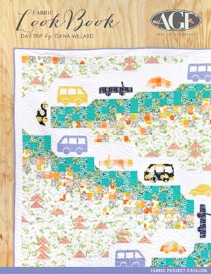 Day Trip by Dana Willard Fabric Lookbook