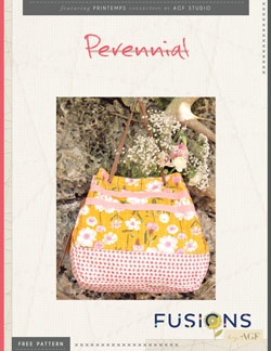 Perennial Bag by AGF Studio Instructions