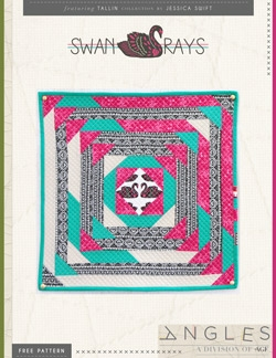 Swan Rays by AGF Studio Instructions