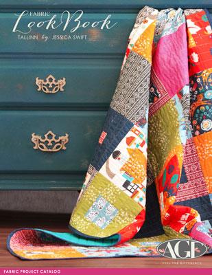 Tallinn by Jessica Swift Fabric Lookbook