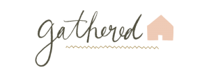 Gathered by Bonnie Christine Logo