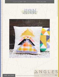 Joyride Pillow by AGF Studio