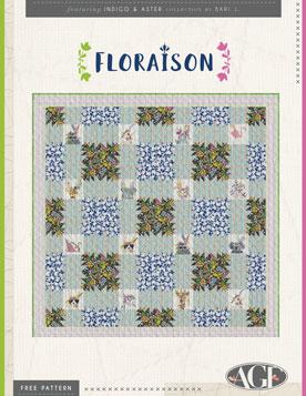 Floraison by Bari J.