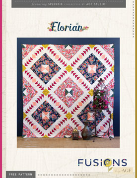 Florian Quilt by AGF Studio