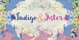 Indigo & Aster by Bari J.