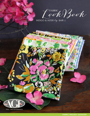 Indigo and Ester Fabric Lookbook