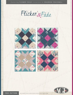 Flicker and Fade Blocks by AGF Studio Instructions